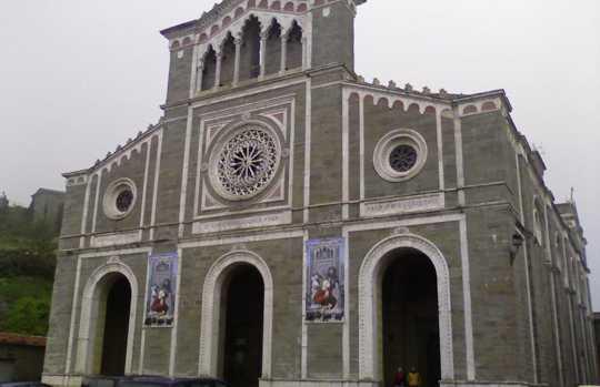 Sanctuaire de Santa Margherita