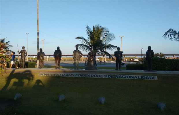 Monumento aos Formadores de Nacionalidade