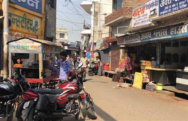 Khushwaqt Rai Market