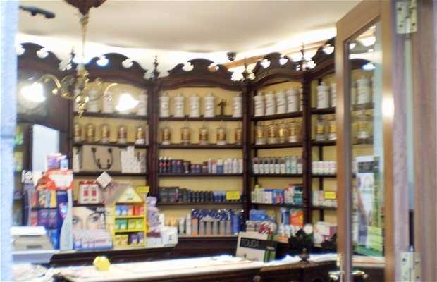 Maison de la pharmacie