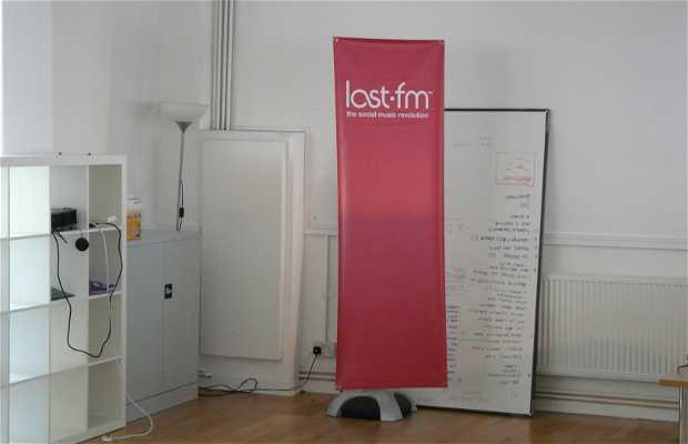 Oficinas de Last FM