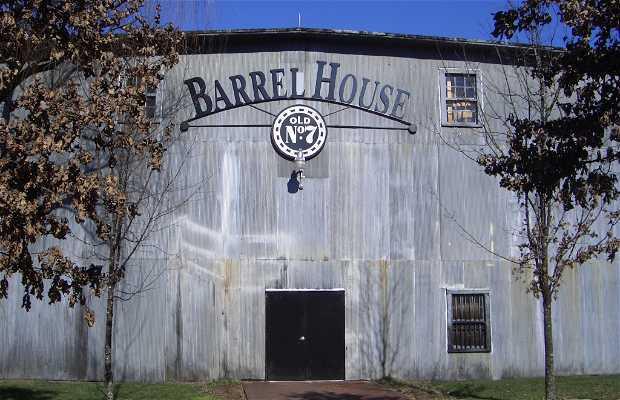 Fábrica de Jack Daniels