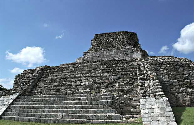 Ruines de Mayapán