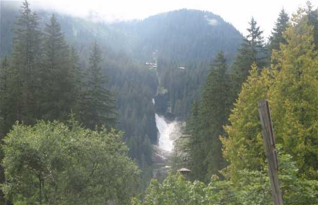 Cascades Krimmel
