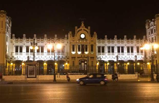 Stazione ferroviaria di Valencia