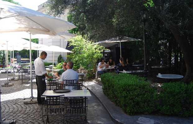 Croque Madame Restaurant