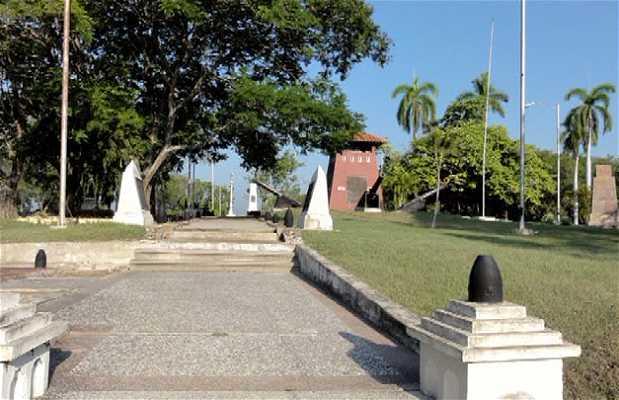 Parc et Loma de San Juan