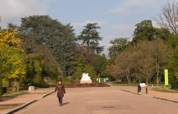 Giardino Botanico di Lione
