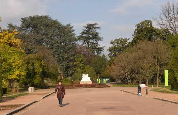 Jardim Botânico de Lyon