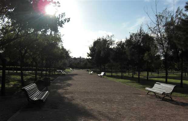 Parque Mare de Deu de Montserrat