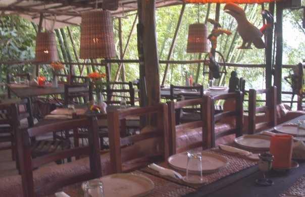 Auberge/ Restaurant de Pozo Suruapo