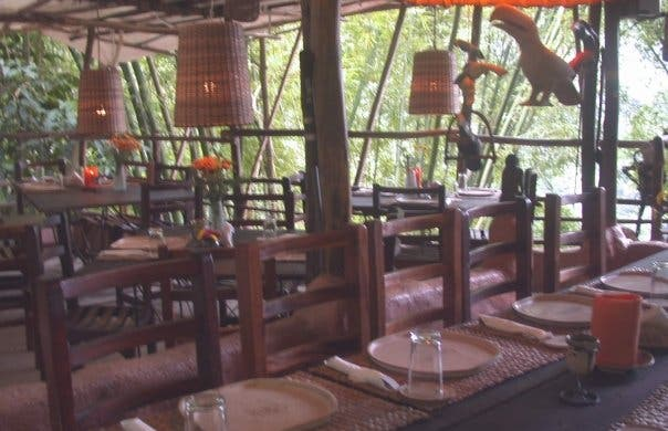 Posada/ Restaurant Pozo Suruapo