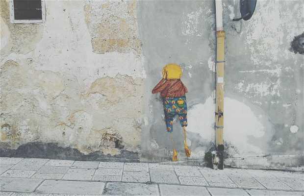 I murales di Grottaglie