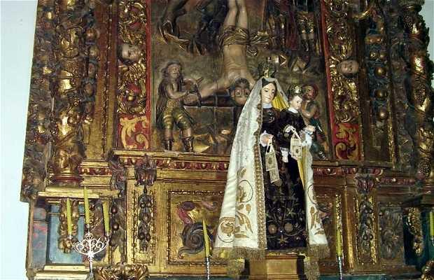 Iglesia parroquial de Boñar