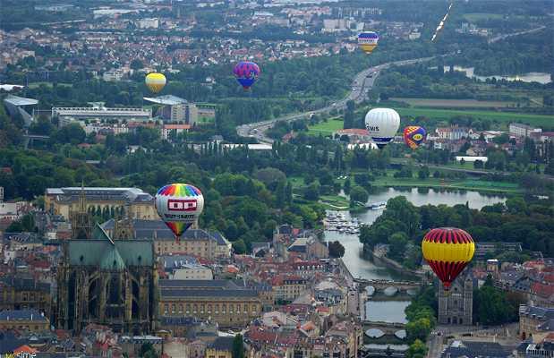 Metz Hot Air Balloon Ride