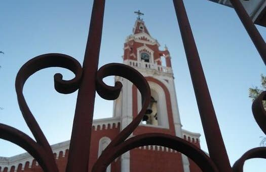 La Recoleta Church