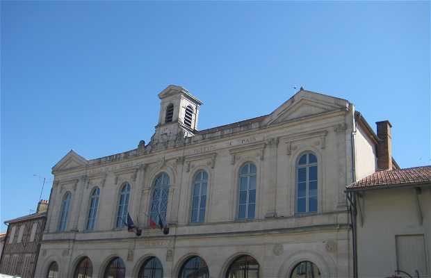 Hôtel de ville de Montier en Der