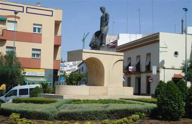 Alcalá Bread Monument
