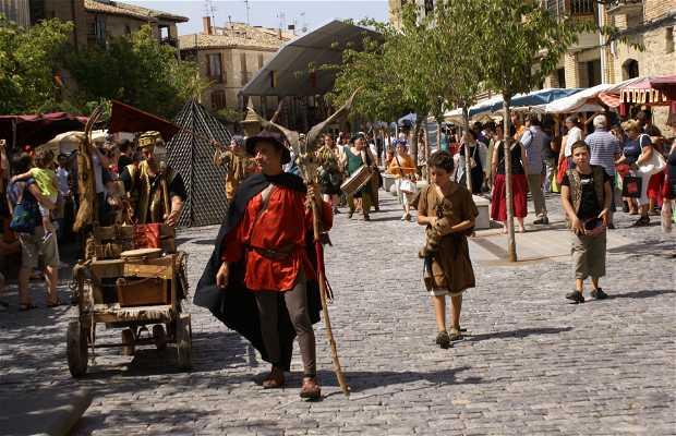 Medieval Festival of Olite