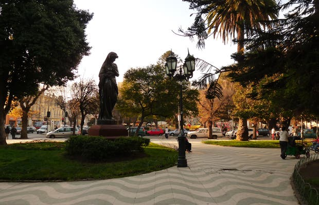 Plaza de la Victoria - Valparaiso