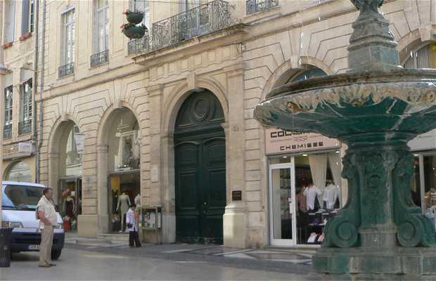 Grand'Rue Jean Moulin