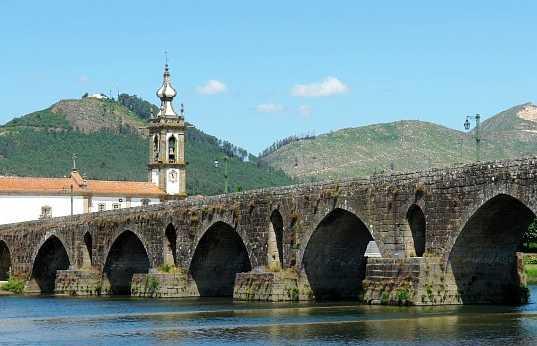 Puente romano de Ponte de Lima