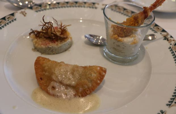 Jornada de la alcachofa restaurante Parador Benicarló