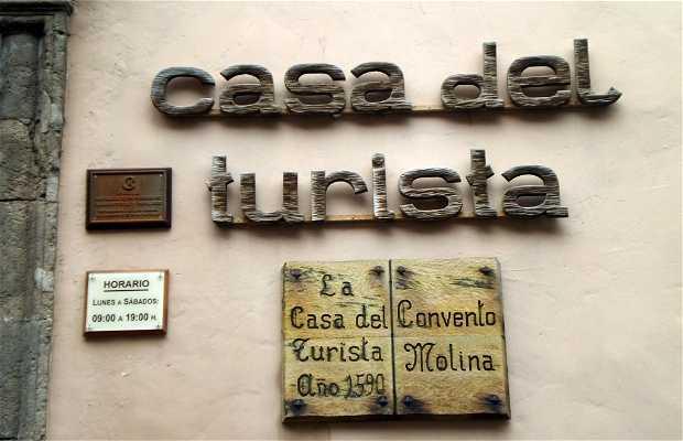 Casa del Turista -Antiguo Convento Molina