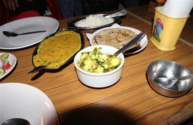 Restaurante Raj Mandir
