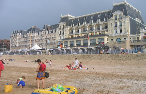 Cabourg City