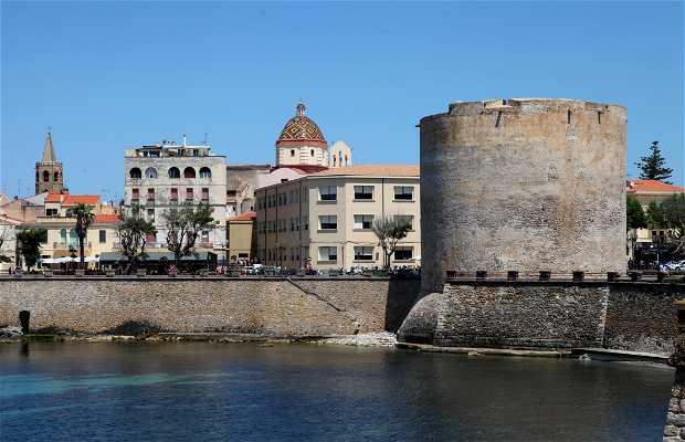 Vieille ville d'Alghero