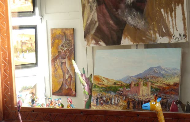 Galerie Bleu Mogador