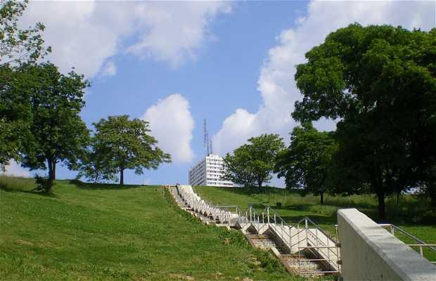 Parc Jean Moulin - Les Guilands