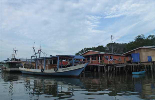 Tanjung Aru Island