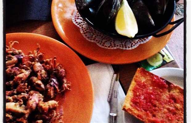 Restaurant l'hostalet tossa de mar