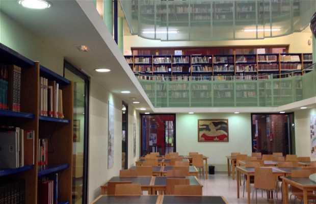 Biblioteca del Interfacultativo