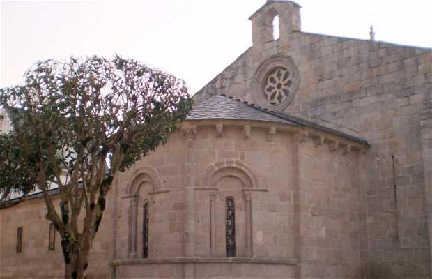 Plaza de Santa María a Viveiro