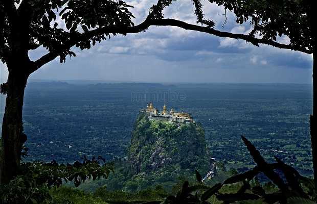 El Monasterio del Monte Popa