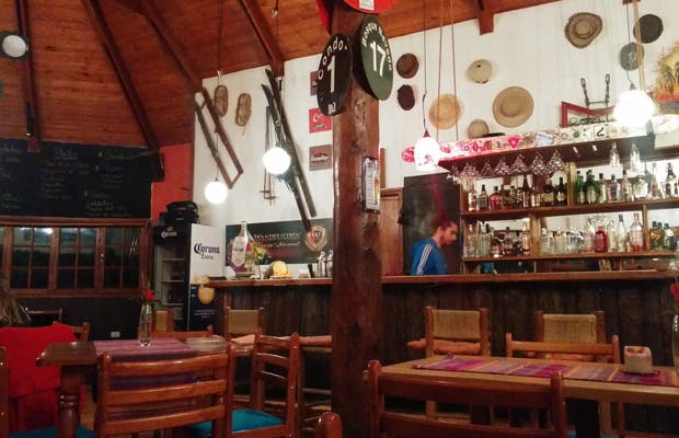 Snow Pub, Las Trancas