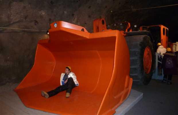 Iron mine of Kiruna