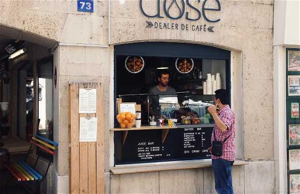 Dose - Dealer de Café