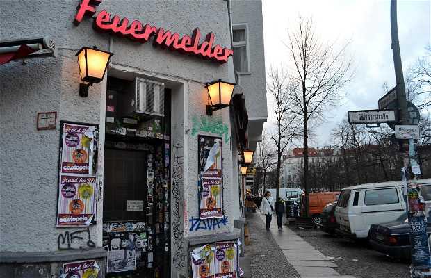 Boxhagener Platz a Berlino
