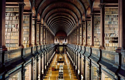 The Long Room (Trinity College Library)