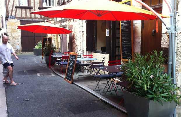 Restaurant Le Vin'Quatre