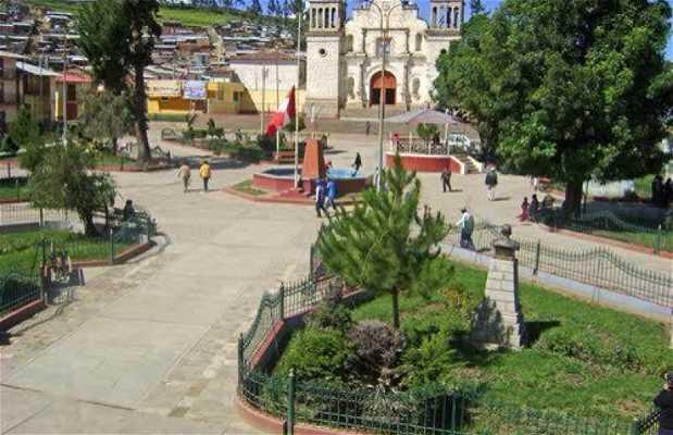 Parinacochas Ayacucho