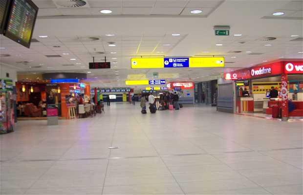 Aeropuerto Internacional de Praga Václav Havel
