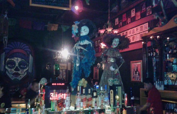 La Chula Bar