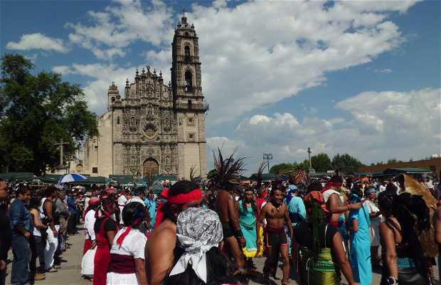 Plaza de Artesanías de Tepotzotlán