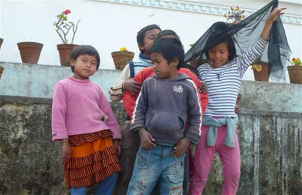 Orfanato Nepal Children Welfare Social Center