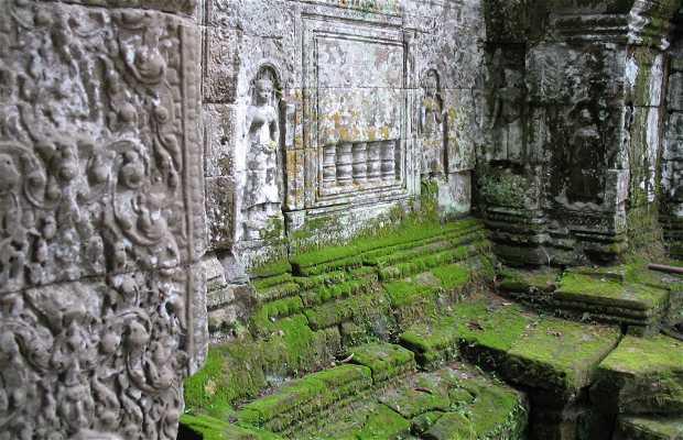 Preah Khan a Siem Reap